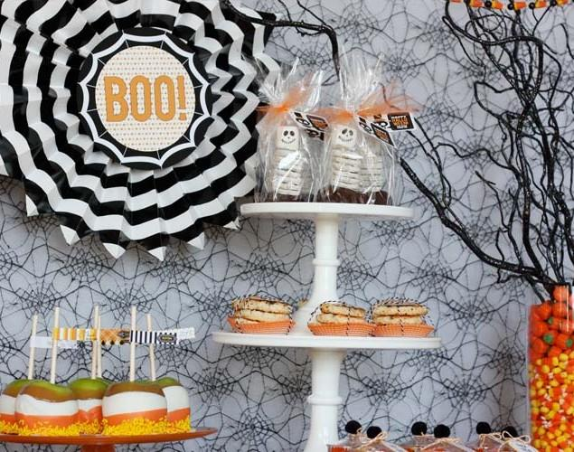25 Sweet and Ghoulish Halloween Decor Ideas and Items