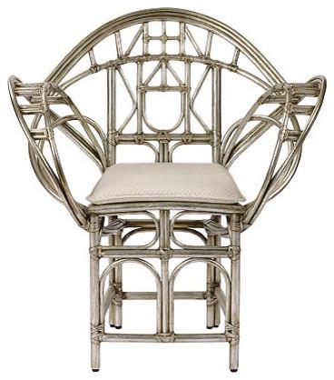 Unique and creative white butterfly chair - 20 Totally Extravagant Fantasy Home Furniture Pieces