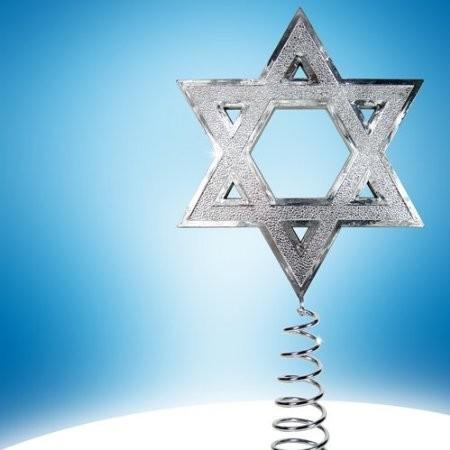 2013 Hanukkah - Christmas tree decorating ideas