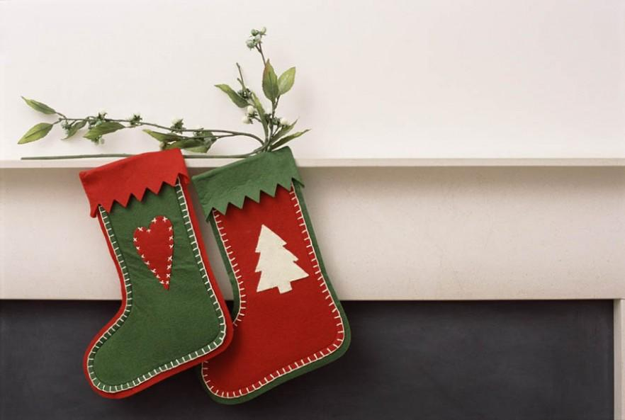 20 christmas stockings ideas that cheer up the interior - Christmas Stocking Design Ideas