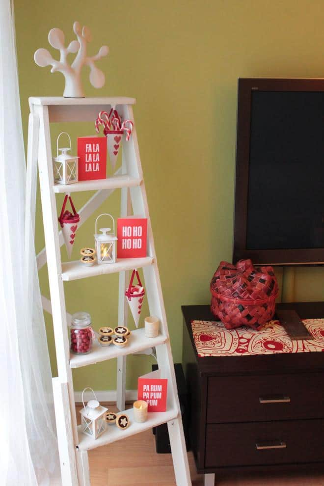 Holiday decorationsfor small spaces 2-30 Easy and Simple DIY Christmas Decoration Ideas