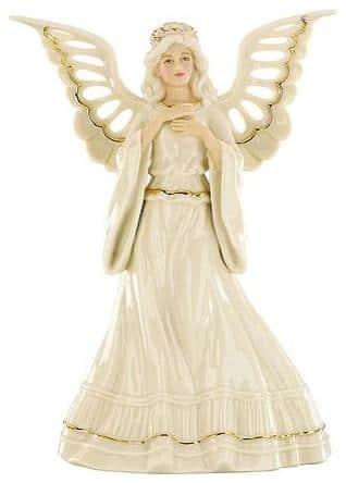 Adoring Angel - Christmas tree decorating ideas