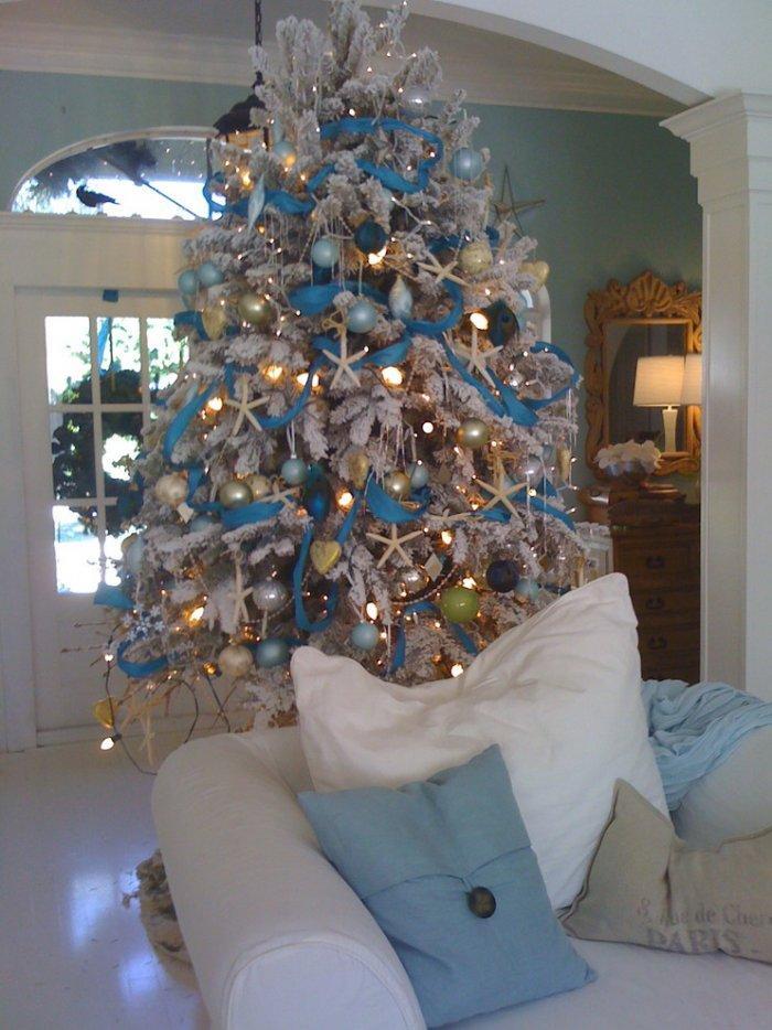 tropical christmas tree 30 easy and simple diy christmas decoration