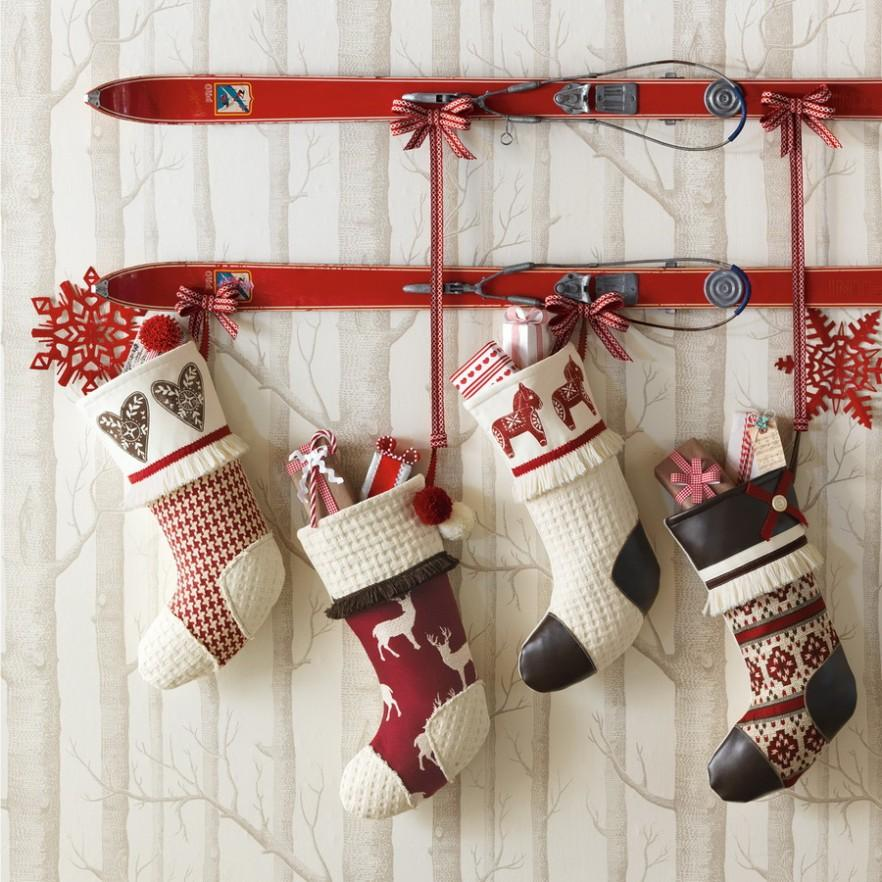 Holiday Decorating Ideas On A Budget Part - 50: Simple And Elegant Budget Christmas Decorating Ideas