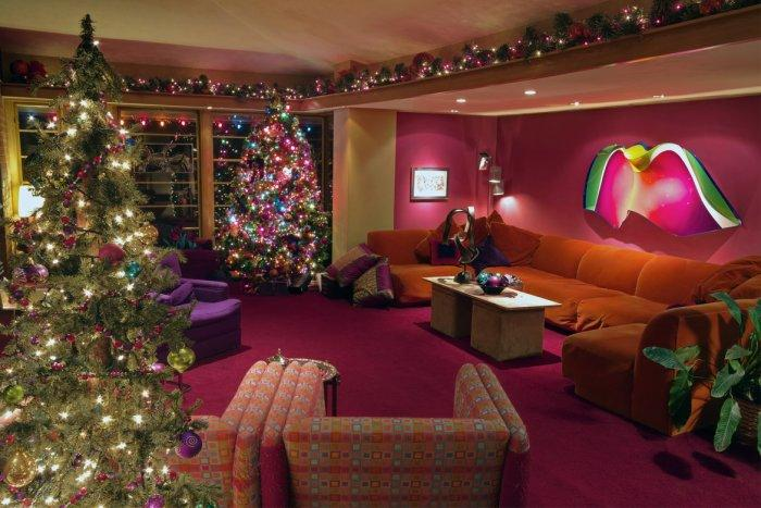 15 Great Colorful Ideas For Home Christmas Decorations Founterior