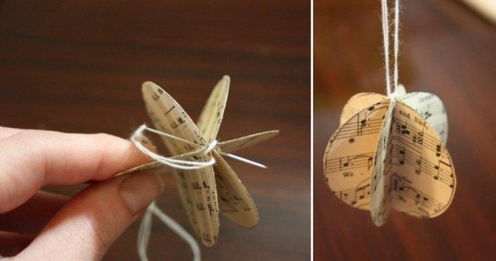 Creative and Lovely DIY Hand-crafted Christmas Decorative item