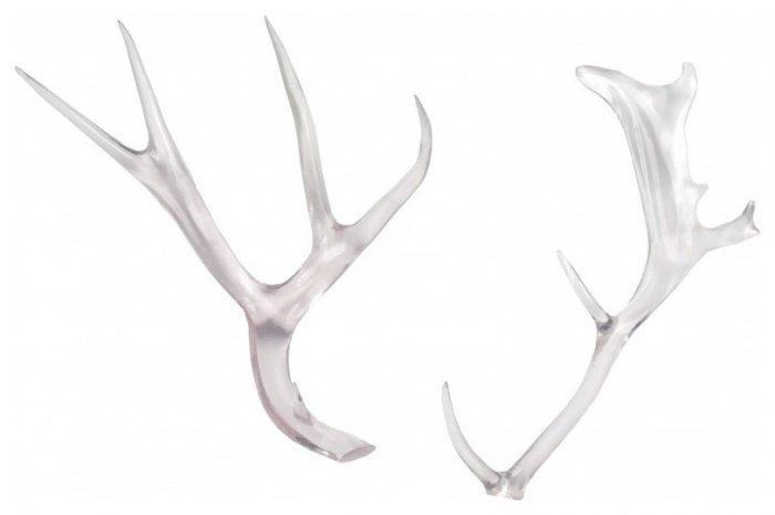 Decorative deer antlers - Lovely Ideas with Scandinavian Touch