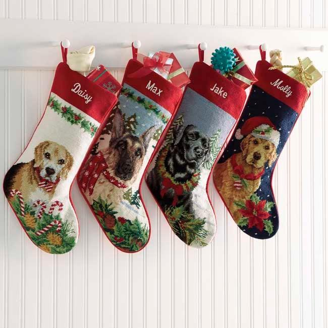 20 Christmas Stockings Ideas that Cheer Up the Interior | Founterior