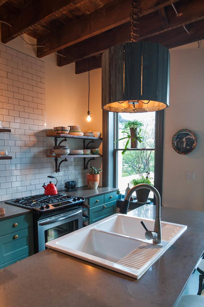 Eclectic couple home with magical interior in pittsburgh for Kitchen remodeling pittsburgh pa