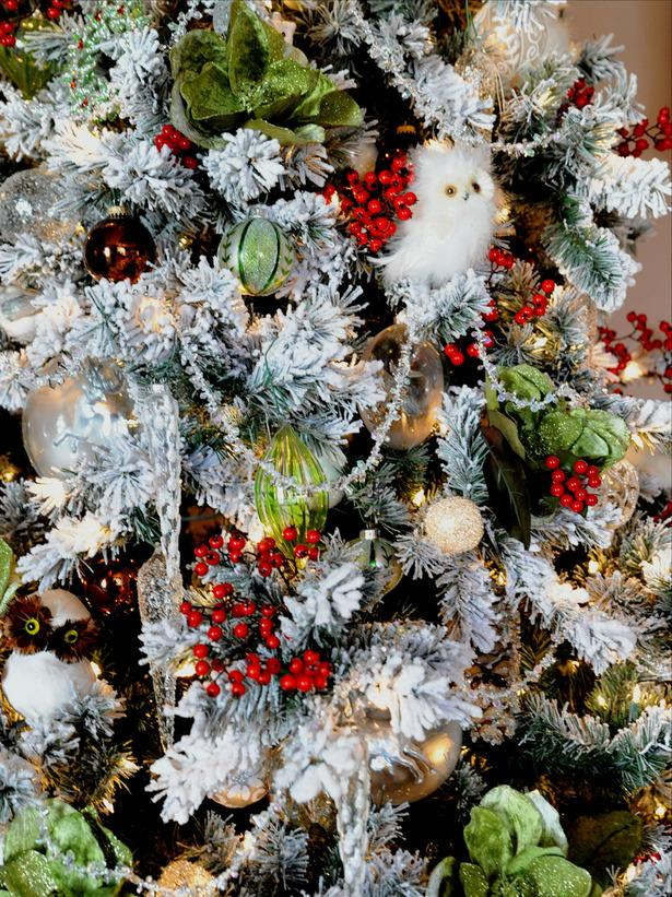 20 Stylish/Elegant Ideas for Christmas Tree Decorations ...