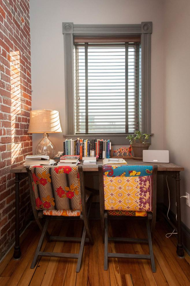 Tiny shared home office - Magical Couple Home in Pittsburgh, USA