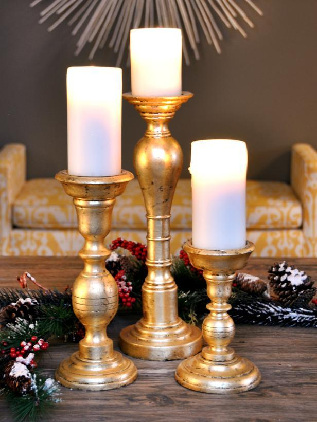All That Glitters-20 Splendid Christmas Tabletop Ideas for Centerpieces