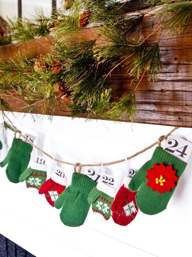 Christmas Advent Calendars 14 Charming Diy Ideas