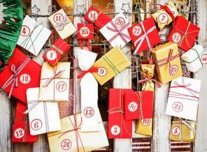 Christmas Advent Calendars - 14 Charming DIY Ideas