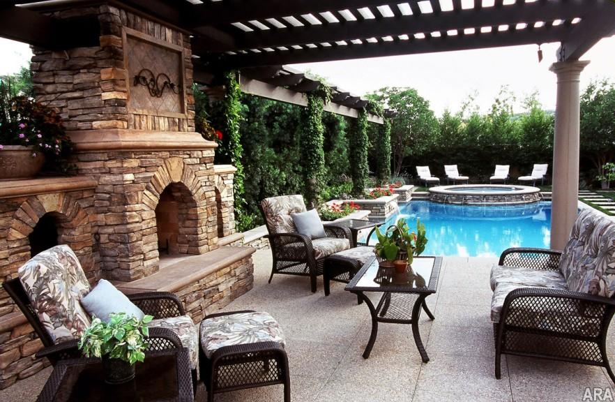 Beautiful 4 Must Have Amenities For The Perfect Patio