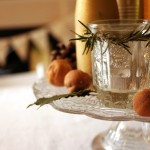 Rustic Table Ideas for an Impressive Christmas Eve
