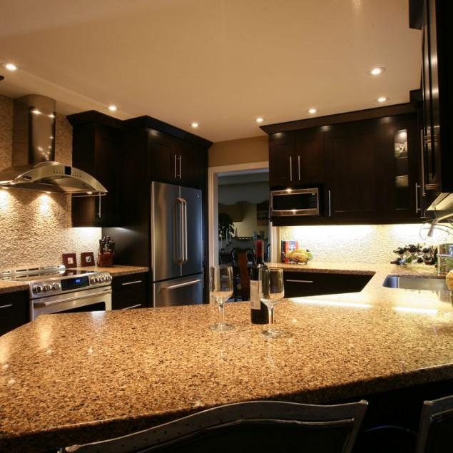 Stylish Contemporary Kitchen