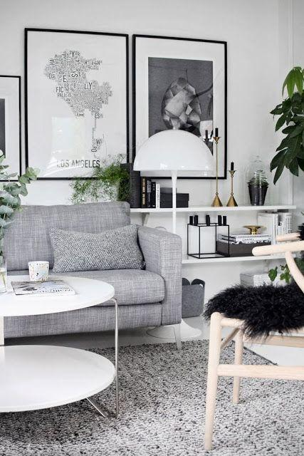 Elements of Scandinavian Design- essential elements in home interior areas