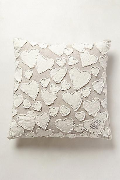 Heart Collector Pillow-Love home decor for February 14th