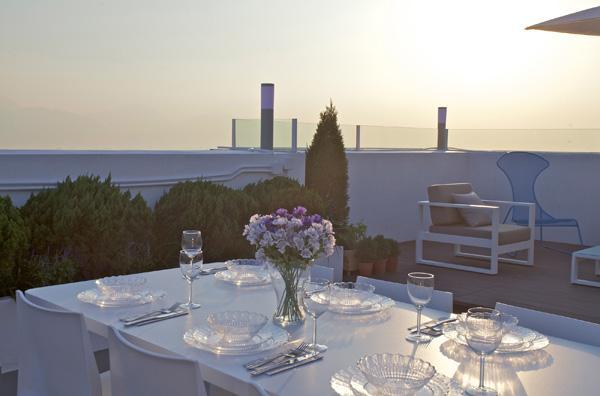 Rooftop terrace - Simplicity Design by Urban Design & Build Ltd