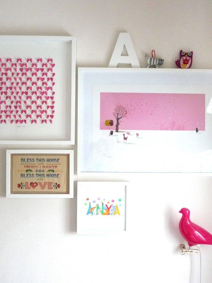 Saint Valentine's day home wall Creative Decorating Ideas