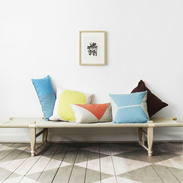 Scandinavian Design-sofa-pillows- essential elements in home interior areas