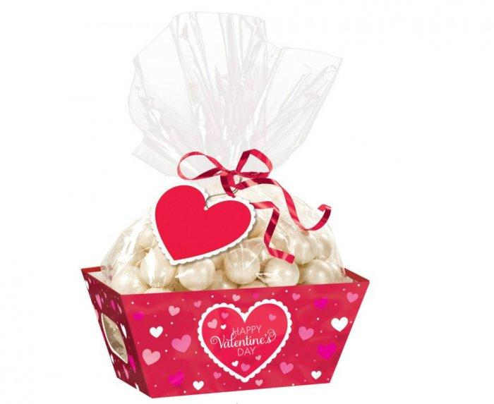 Valentines Day Gift Tray - Lovely Items for Home Decoration