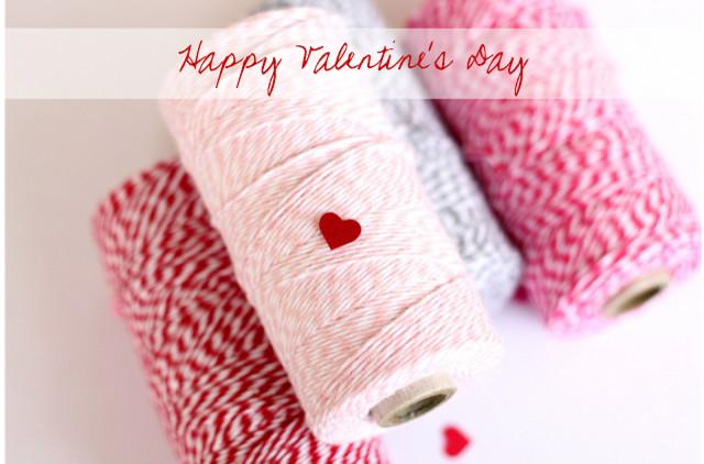Interesting and Funny Approach to Saint Valentine's Day - Valentine's Day Twine Pack