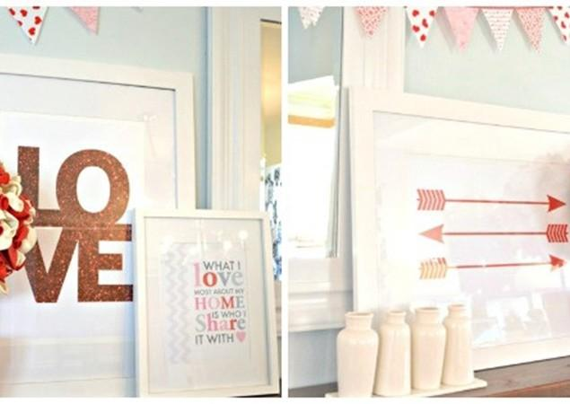 The Best Home Decoration Ideas for Valentine's Day