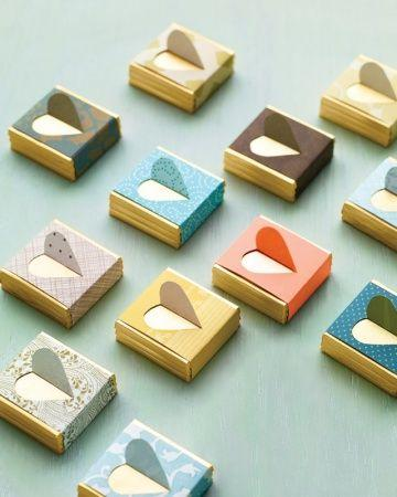 heart chocolate box favor-Home decoration ideas for February 14th