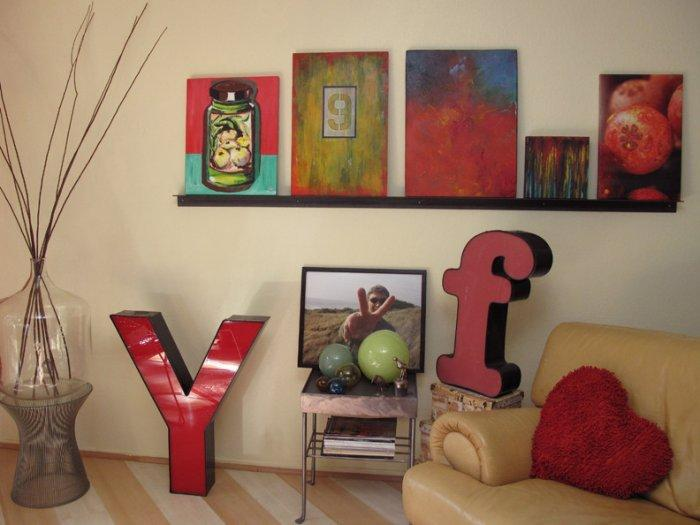 Interesting home decoration setting - 50 Creative Home Decorating Ideas