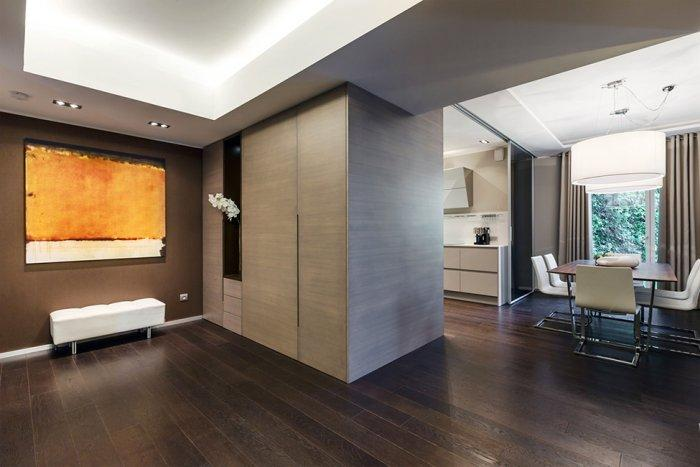 Luxurious minimalist apartment in warm relaxing colors - Stylish and Elegant Apartment in Monaco