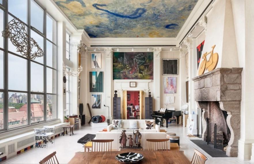 Ashling Ruadh  Luxury-and-artful-interior-design-loft-New-York-882x568