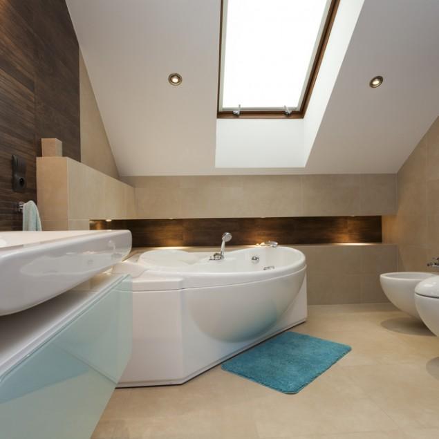 Modern bathroom windows - how to choose them?