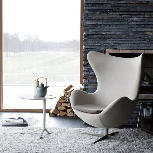 pleasing Scandinavian design- essential elements in home interior areas