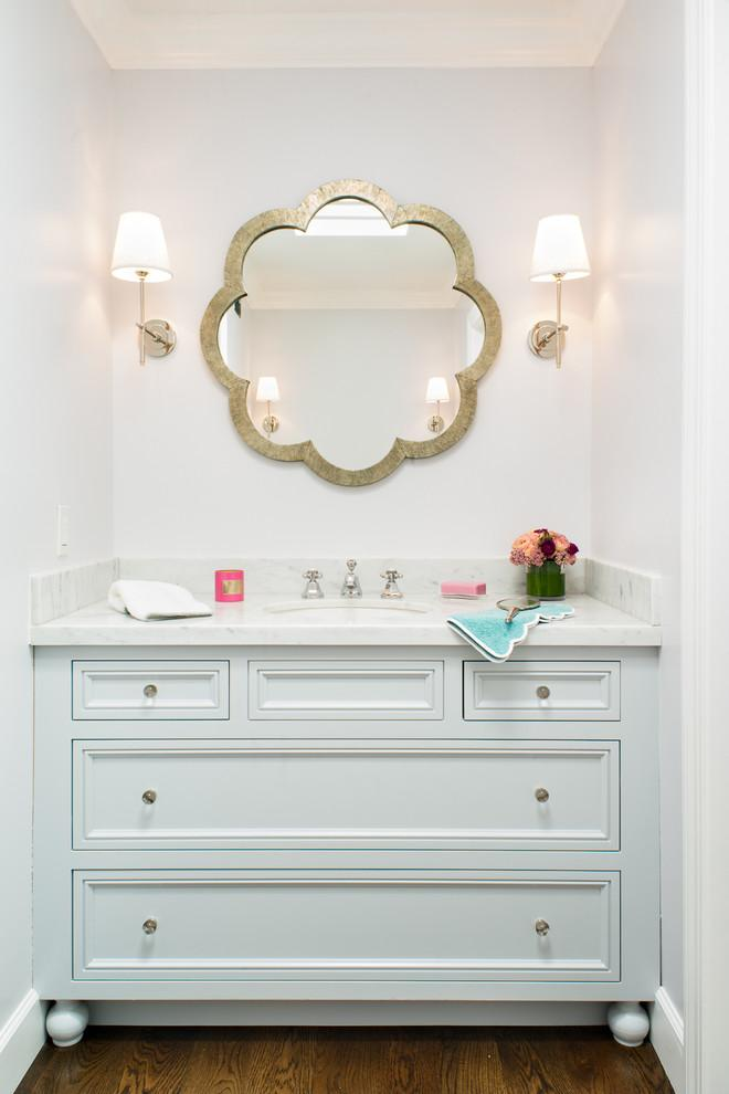 Romantic bathroom - Create an Atmosphere for Saint Valentine's Day