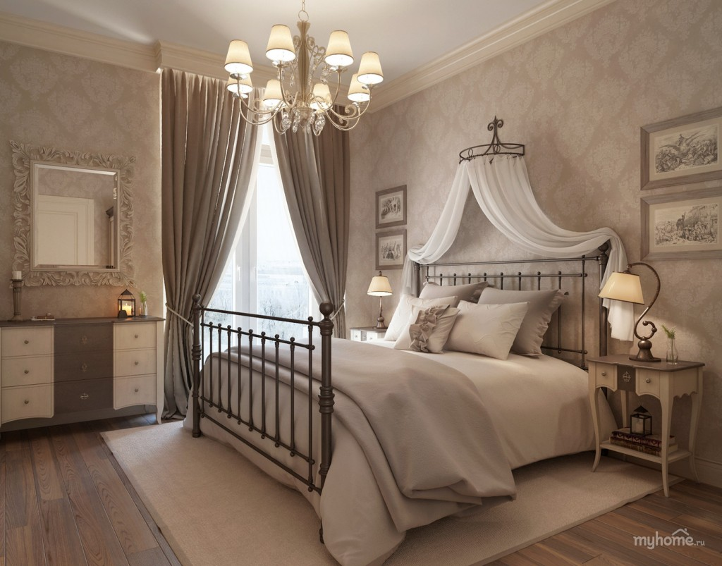Romantic Bedroom With Drapery For A Cozy Atmosphere 15 Tips For A Valentine S Day Interior