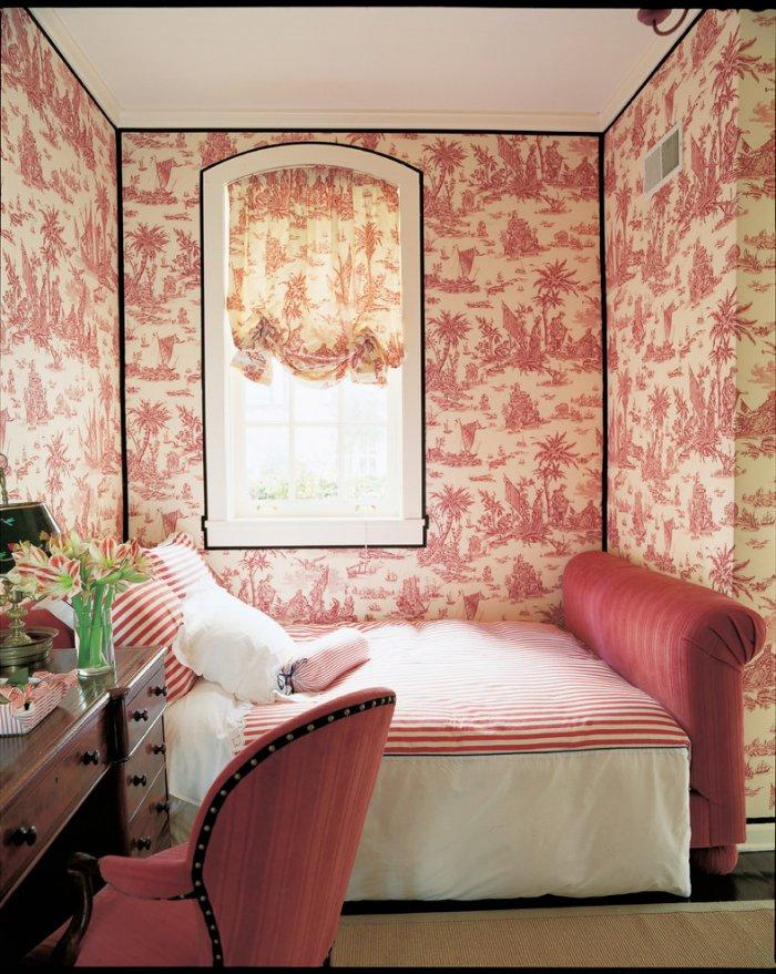 Romantic bedroom - Create an Atmosphere for Saint Valentine's Day