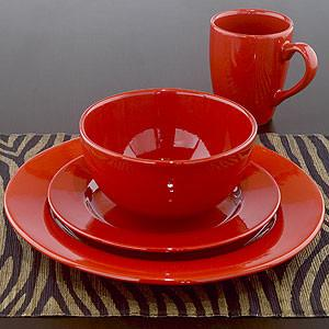 Rosso Ceramic Dinnerware Sets of- 19 Amazing Valentine's Day Home Decorating Ideas