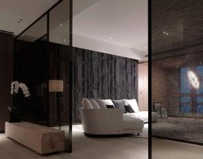 Sophisticated and luxurious apartment by KCD Design Studio