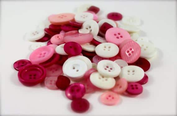 Interesting and Funny Approach to Saint Valentine's Day - Valentines Candy Buttons by Stampin' And Scrappin'