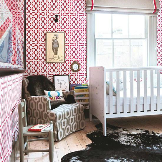 The Hallam Family Baby Room Ideas: Kids Room Wall Paint Furniture And Decor Ideas
