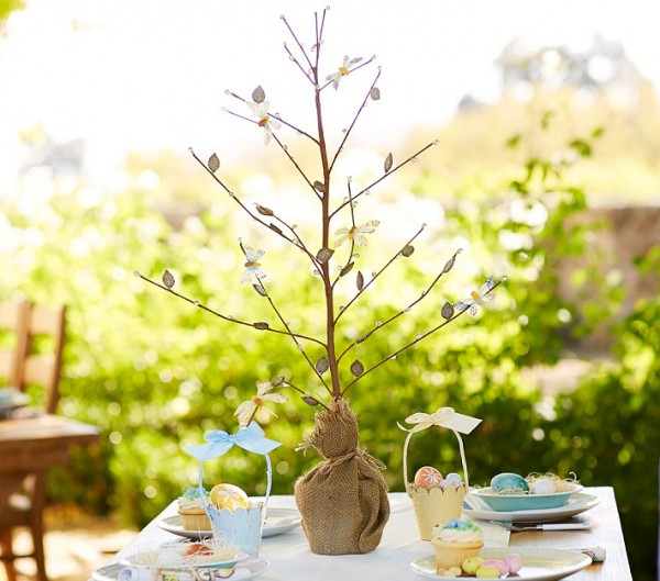 Butterfly Tree Table Centerpiece
