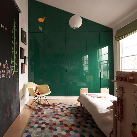 Contemporary teen room-Interior Ideas for Wall Paint, Furniture and Decor