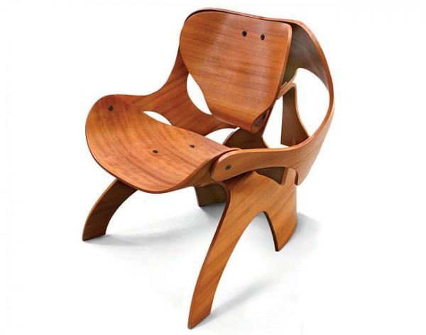 Modern designer chair concept – Surreal Furniture Product Design