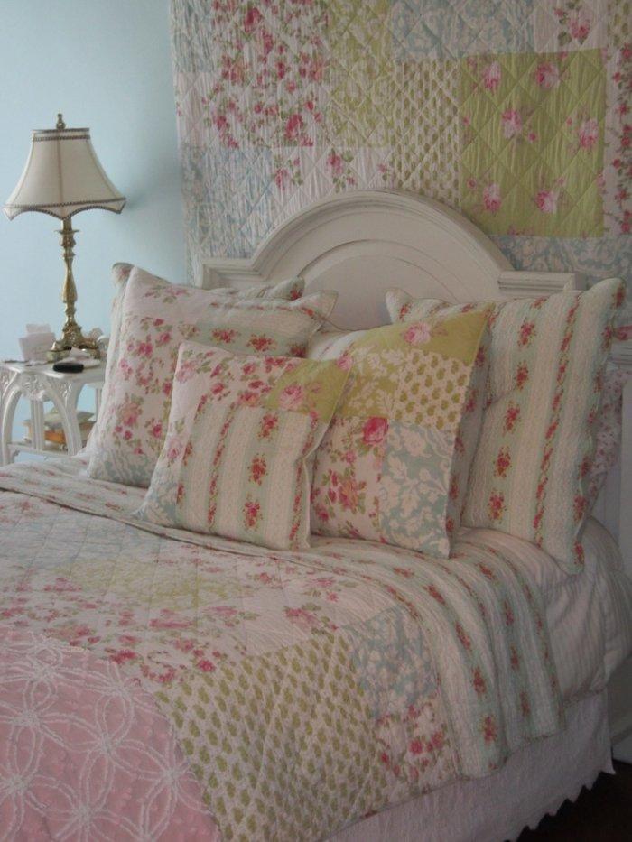 Shabby Chic Bedrooms Romantic