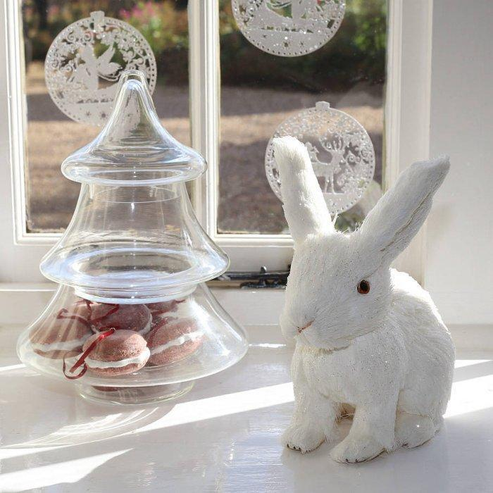 Small easter rabbit table centerpiece founterior - Small table centerpiece ideas ...