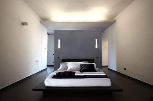 Super clean and minimalist bedroom-17 Stirring Minimalist Bedroom Interior Design Images
