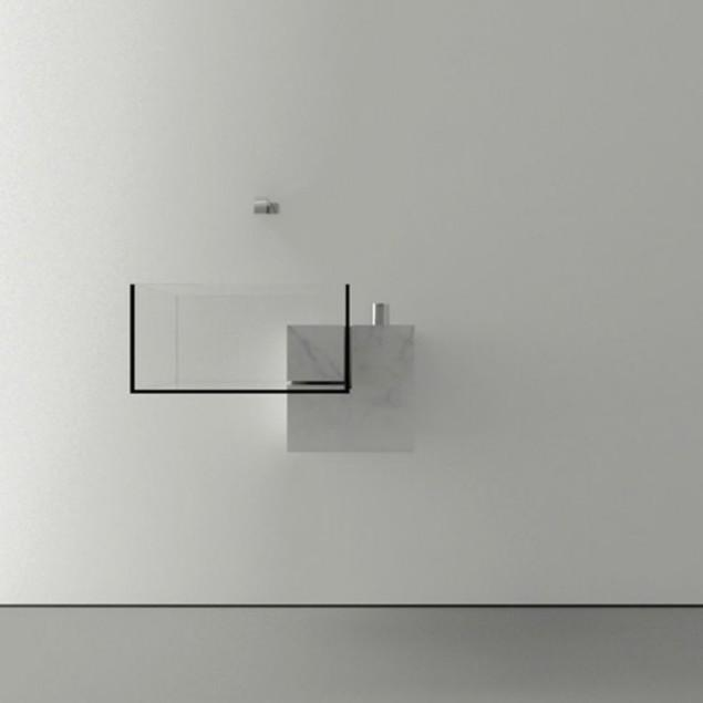 Modern bathroom equipment design by Victor Vasilev