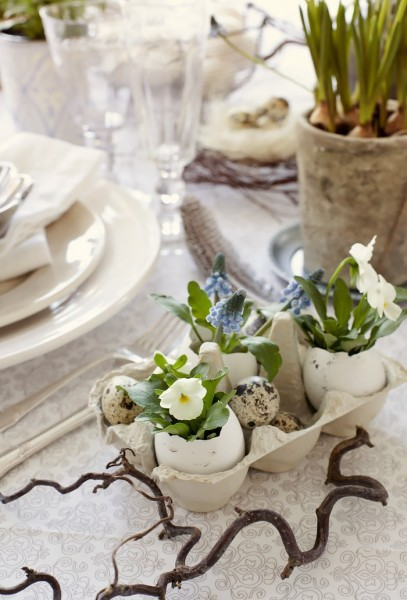 Via-Expressen - 44 Home Decoration Ideas for table, living room and door
